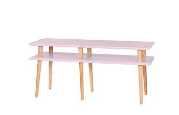 MUGO Sideboard 119x40x45 - Dusky Pink